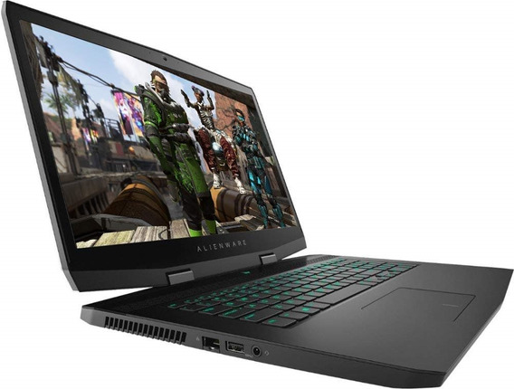Notebook Dell Alienware M17, 17.3 -rtx2060-9th-i7-2 Tbssd
