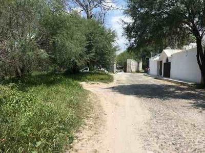 Terreno Habitacional En Venta, Tequisquiapan Queretaro.