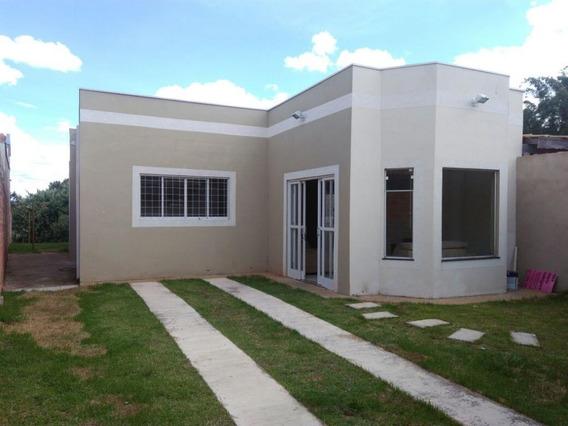 Casa Á Venda E Locação, Itaqueri, Charqueada - Ca1512