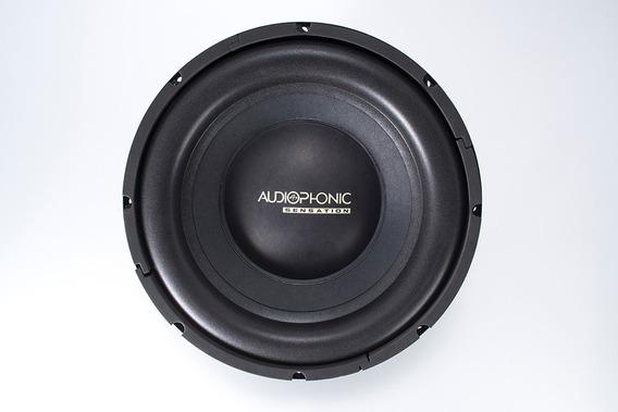Subwoofer Audiophonic Sensation - S1-12-s4 - 250 Wrms