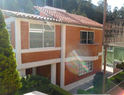 ¡¡preciosa Casa!! Rodeada De Naturaleza En Huixquilucan