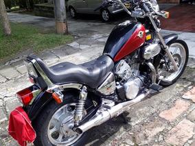 Moto Kawasaki Vulcan 750 Modelo 94