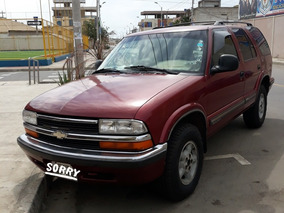 Chevrolet Blazer 1998 4wd Tm