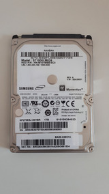Hd Notebook 1 Terabyte.samsung