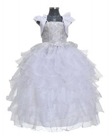 Vestido Primera Comunión Modelo Anny