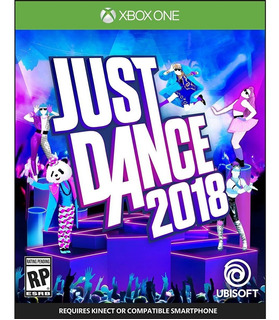 Just Dance 2018 - Xbox One -juego Fisico - Megagames