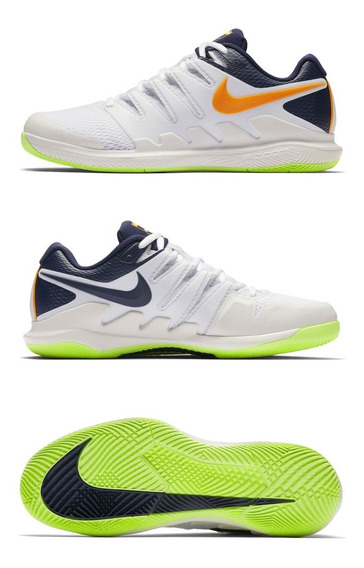 Zapatillas De Tenis Nike Air Zoom Vapor X Talle 9us -41.5