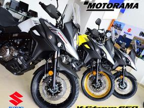 Suzuki V Strom 650 Xt 2018 0km Motorama