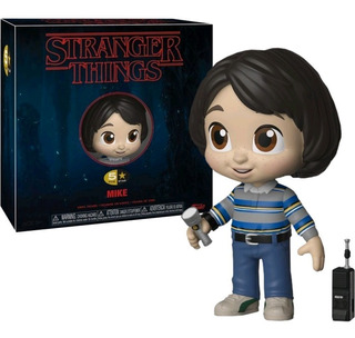 Funko 5 Star Stranger Things Mike Sinaloamdq