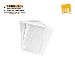 Bolsas Polipropileno Con Adhesivo Solapa 15x25 200 Unidades