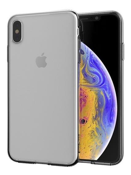 Forro Estuche Protección Artscase iPhone Xs Max Clear/clear