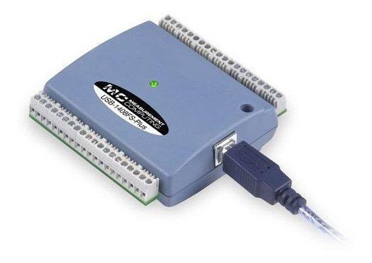 Measurement Computing Usb-1408fs-plus Usb-based Multifunct ®