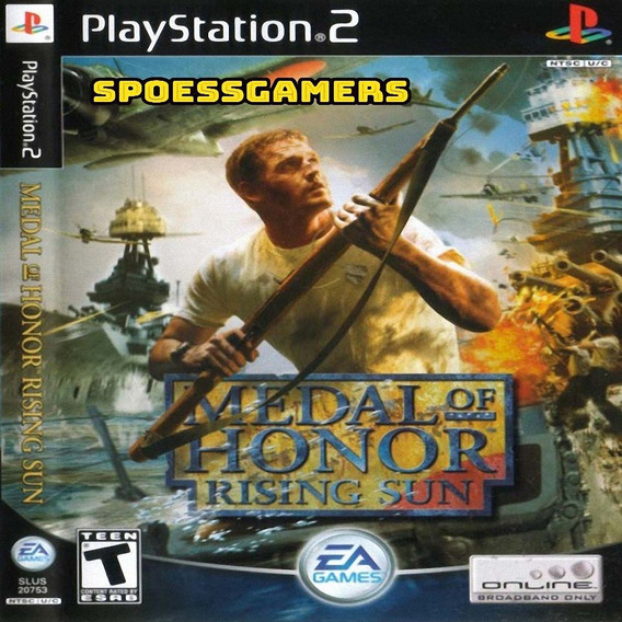 Medal Of Honor Rising Sun Ps2 Patch .