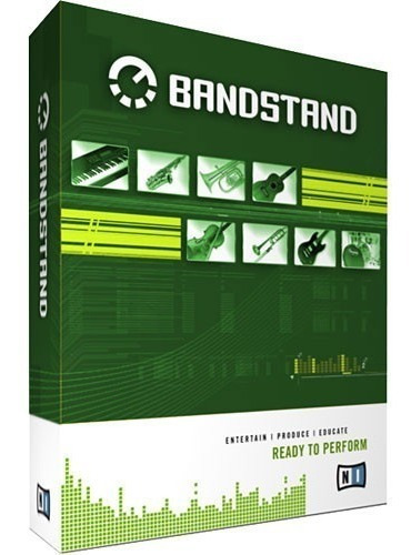 Native Instruments Bandstand Win Mac