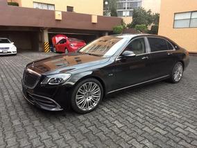 Mercedes-benz Maybach 6.0600 Maybach At 2019