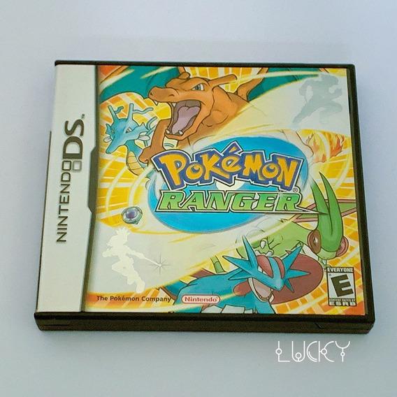 Pokemon Ranger - Nintendo Ds