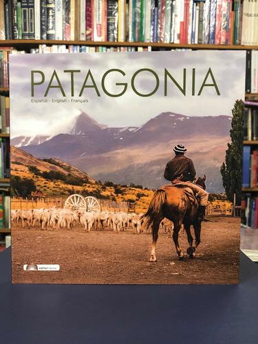 Imagen 1 de 2 de Patagonia - Edifel - Trilingüe Esp-ing-fra - Nuevo