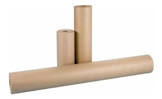 Papel Para Embalagem Semi Kraft 60cm