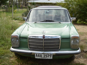 Mercedes Benz 1976 Impecable