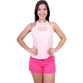 Blusa Feminina Rock&soda - Asya Fashion