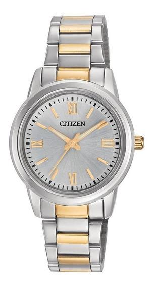 Reloj Citizen El3068-56a Acero Inoxidable El3068