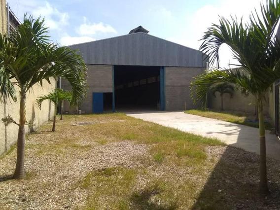 Se Vende Galpon Oeste Barquisimeto Rah: 19-15439
