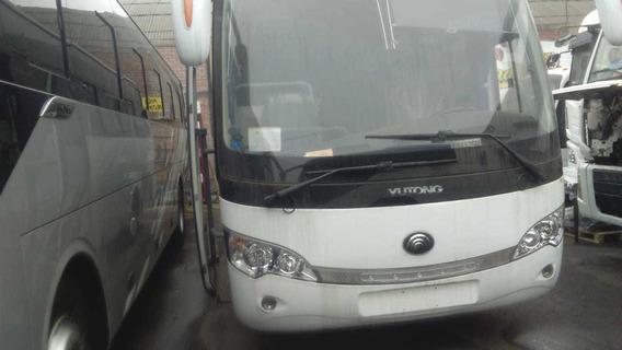 Vendo Buses Yuton De 9 Y 12 Metros