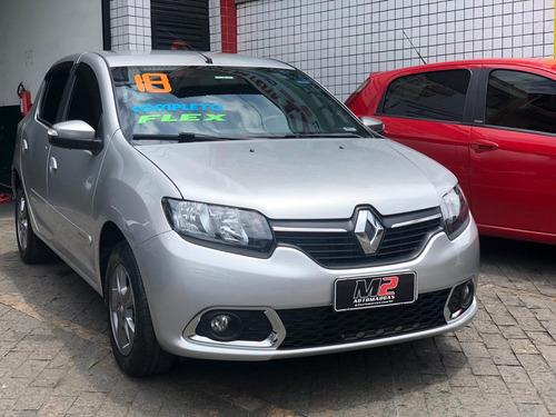 Renault Sandero Vibe 1.0 Completo Ano 2018