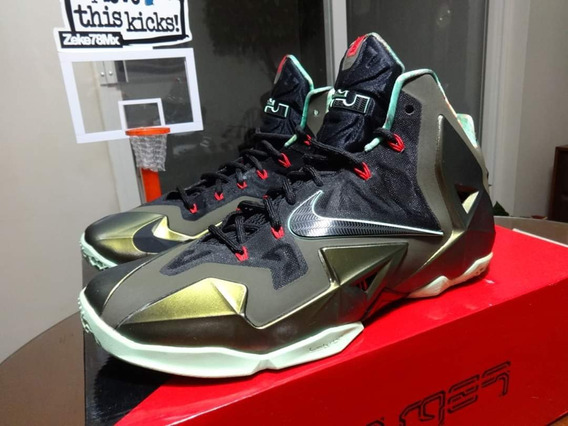 Nike Lebron Xi 10 30 12 Jordan Kobe Harden Xi X Zeke78mx