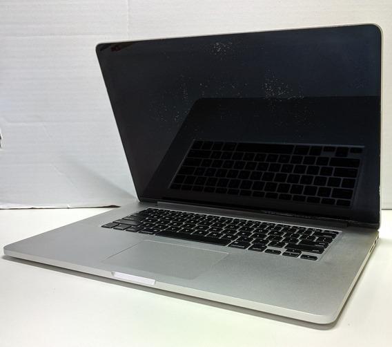Apple Macbook Pro 2013 A1398 I7 Retina 8gb Grade C 120gb