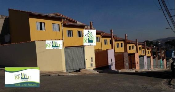 Casa Residencial À Venda, Estância Lago Azul, Franco Da Rocha. - Ca0314