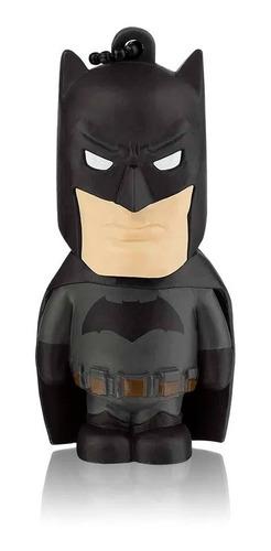 Pen Drive Colecionável 8gb Batman Dc - Multilaser