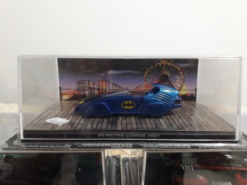 Coleccion Batman Batimovil Perú 21