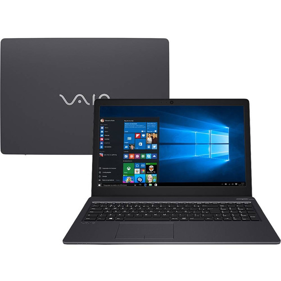 Notebook Vaio Fit 15s Vjf155f11x Intel Core I5 8gb 1tb Lcd