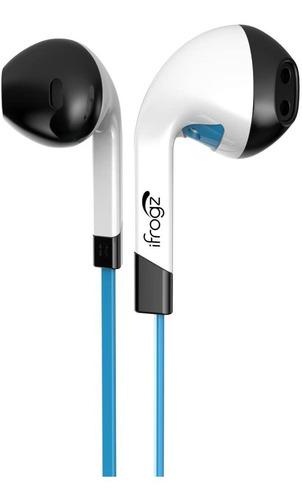 Ifrogz If-itn-blk - Auriculares De Diadema Con Microfono, T