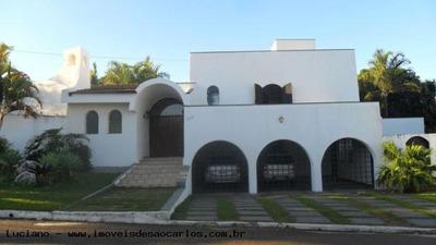 Sobrado Para Venda Em São Carlos, Planalto Paraíso, 4 Dormitórios, 2 Suítes, 4 Banheiros, 3 Vagas - A26