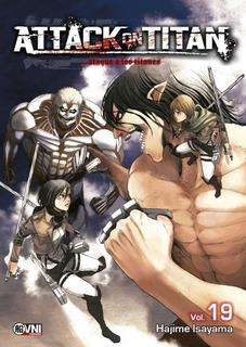 Attack On Titan # 19 - Hajime Isayama