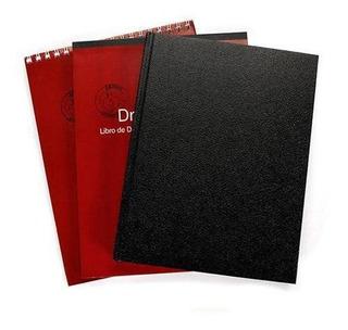 3 Cuadernos Dibujo Boceto Arte Importados Bosquejo Practicar