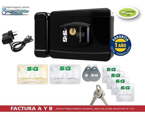Cerradura Con Control De Acceso Inteligente Seg Garantia !!