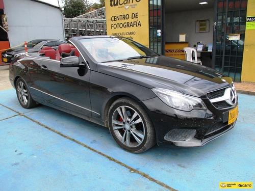 Mercedes Benz Clase E 250 Cabriolet 2000cc At Aa