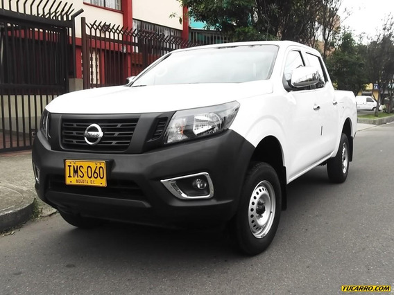 Nissan Frontier Np300 Pickup 2500cc
