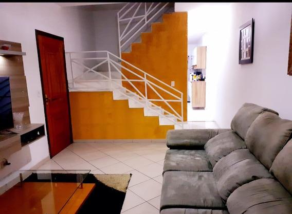 Sobrado Villa Deste Cotia Aceita Financiamento
