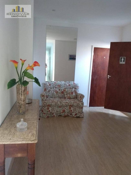 Sala Para Alugar, 15 M² Por R$ 750/mês - Vila Oliveira - Mogi Das Cruzes/sp - Sa0163