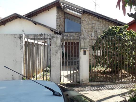 Casa Com 3 Dormitórios À Venda, 250 M² Por R$ 1.000.000 - Parque Das Universidades - Campinas/sp - Ca7017