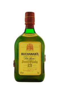 Whisky Buchanans 12 Años X 750