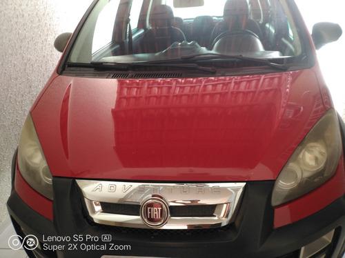 Fiat Idea 2011 1.8 16v Adventure Flex Dualogic 5p