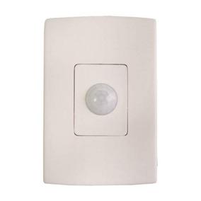 Sensor De Presença/fotocélula Embutir Ilumi 180º,bivolt 5605