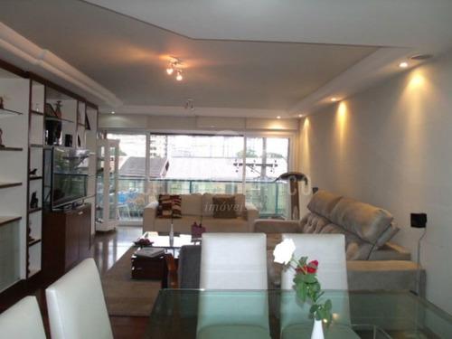 Chácara Santo Antonio - 4 Dormitórios - 179m - Cf34441