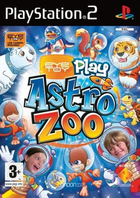 Astro Zoo - Eye Toy Playstation - Ps2 Midia Física Original