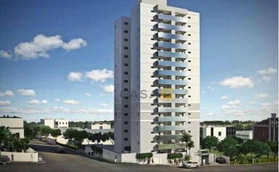 Apartamento Com 3 Dormitórios À Venda, 86 M² Por R$ 402.000 - Centro - Santa Bárbara D
